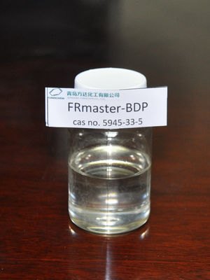China Clearless Liquid BDP ABS Additives , Bisphenol A-bis ( Diphenyl Phosphate ) supplier