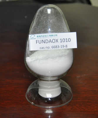 China EPDM / ABS Plastic Additives Antioxidant CAS NO. 6683-19-8 White Powder supplier