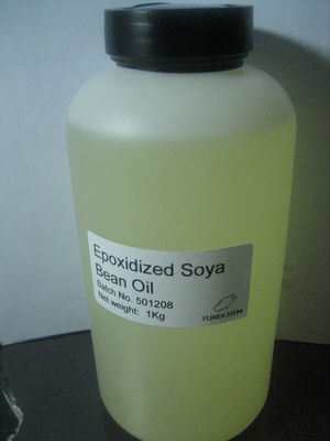 China Slight Yellow Liquid ESBO / Plasticizer for PVC , Epoxidized Soyabean Oil distributor