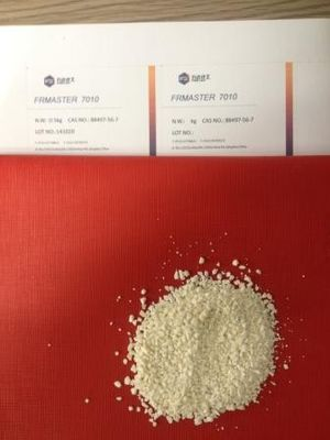 China Organic Polystyrene Brominated Flame Retardants For Nylon PET distributor